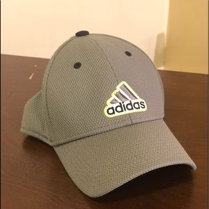 adidas Accessories - Mens Adidas Hat Flex Climate Adult Small